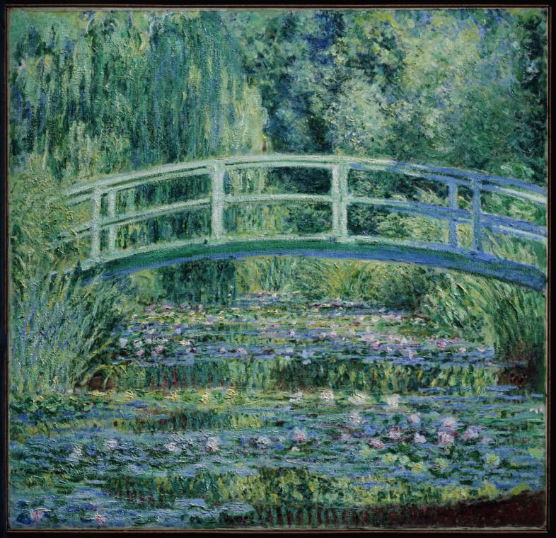 Monet Exhibit Denver