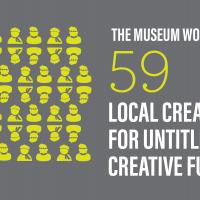 The museum worked with 59 local creatives for Untitled: Creative Fusions