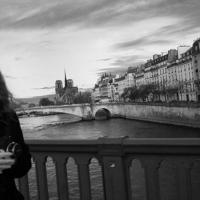 Portrait of the artist Viviane Le Courtois. Photograph by Christopher Perez.