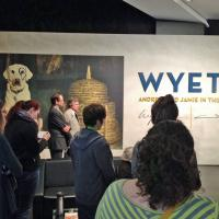 Timothy Standring speaking at Wyeth media preview
