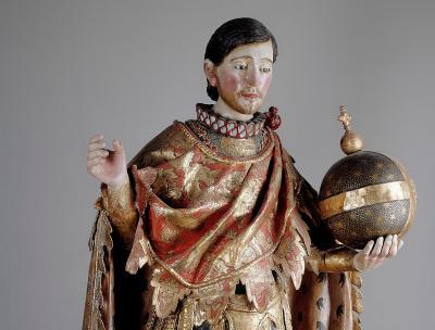 sculpture of Saint Ferdinand