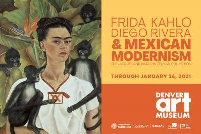 Frida Kahlo, Diego Rivera, and Mexican Modernism from the Jacques and Natasha Gelman Collection