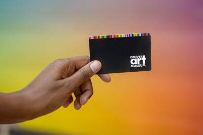 Become a Denver Art Museum member