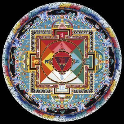Hayagriva Mandala by Geshe Thubten Sonam