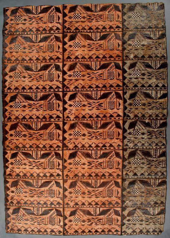 Samoan Bark Cloth