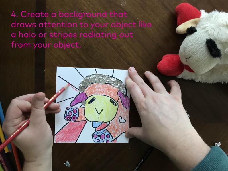 Step four: Create a background