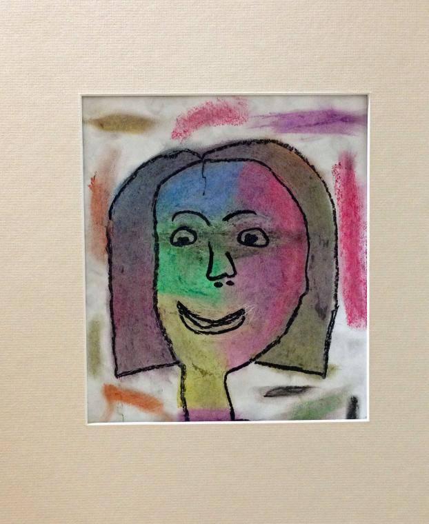 Boys and Girls club art showcase