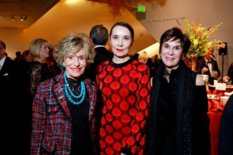 Guests at the Wyeth Gala